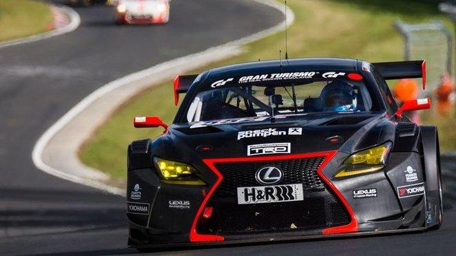 Emil Frey Racing Lexus