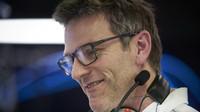 Nový technický ředitel Mercedesu James Allison