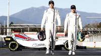 Massa ví, kdo ho u Williamsu nahradí. Stroll má na nového týmového kolegu své požadavky - anotační obrázek