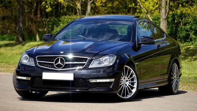 Mercedes-Benz jako ojetina?
