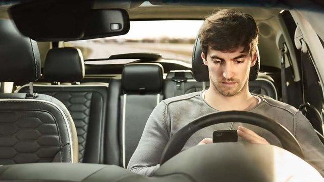 mladý řidič
