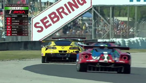 2017 Mobil 1 Twelve Hours of Sebring - Part 1