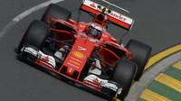 Nejrychlejší kola závodu v Austrálii předvedli Finové: Räikkönen s Bottasem - anotační obrázek