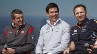Šéfové týmů v Austrálii