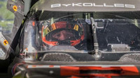 Robert Kubica ve voze týmu ByKolles Racing