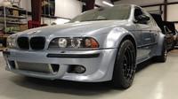 Přestavba BMW M5 E39 na bestii s výkonem 1200 k