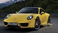 Bude vypadat nové Porsche 911 takhle?