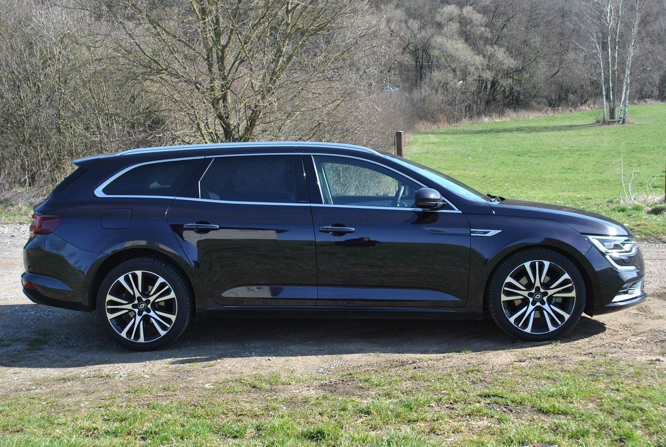 Renault Talisman Grandtour 1.6 dCi 160 EDC (2017)