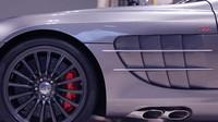 Mercedes SLR 722 S Roadster