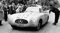 Mille Miglia patřil mezi nejslavnější automobilvé závody. Dnes se jedná o neméněslavný závod veteránů.