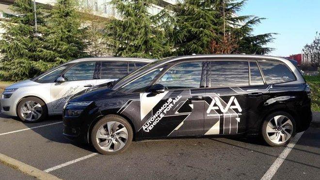 AVA - Autonomous Vehicle for All
