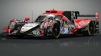 Prototyp Oreca 07 LMP2 týmu Jackie Chan DC Racing před sezónou 2017