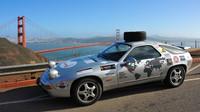 Porsche 928 na cestě kolem světa