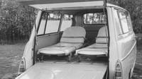 Škoda má s výrobou sanitních vozů velké zkušenosti. Na snímku ikonická Škoda 1203