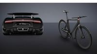 Bugatti představuje své nové jízdní kolo