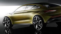 Škoda plánuje sportovní kupé, Model Vision E napovídá, jak by mohl vypadat