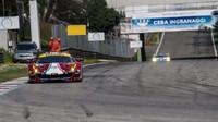 AF Corse Ferrari 488GTE při prologu v Monze