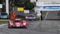 Prototyp CEFC Manor TRS Racing při prologu v Monze