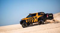 Toyota Hilux Tonka Concept není určena k výrobě, ale jako plně funkční koncept bude součástí oslav 80. narozenin automobilky