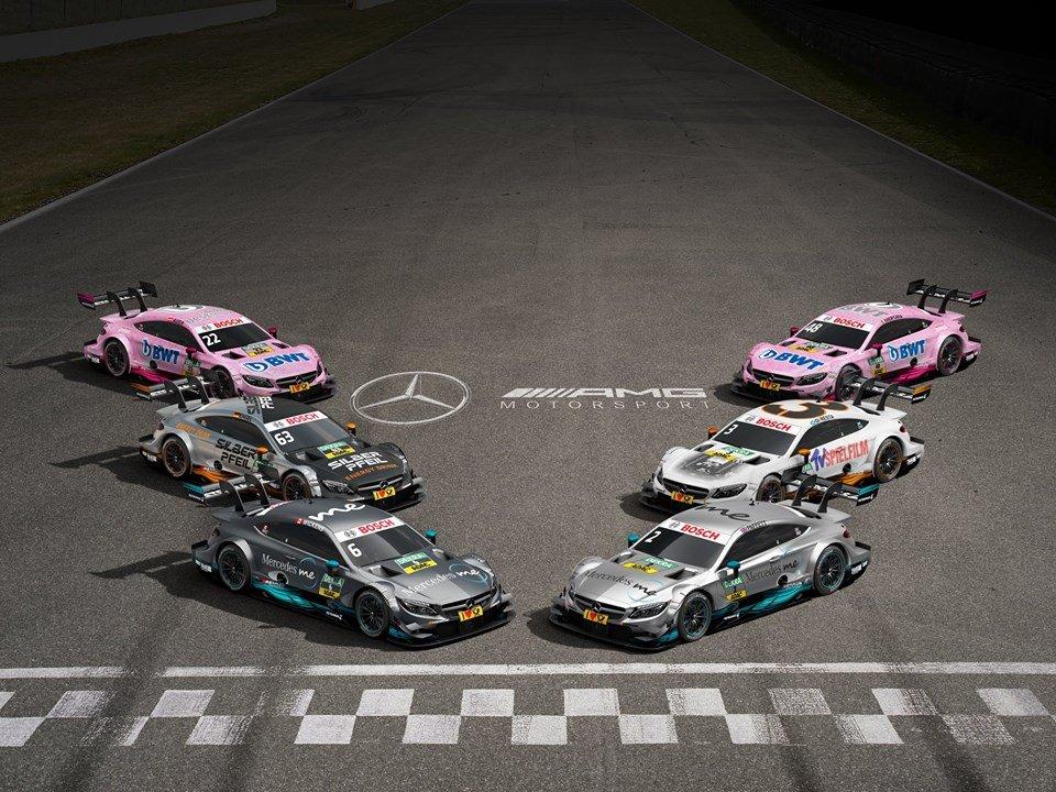 Mercedes patřil neodmyslitelně k novodobému DTM