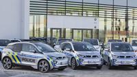 Česká policie dostala BMW i3