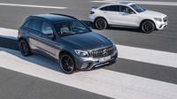 Mercedes-AMG GLC63 a GLC63 Coupe