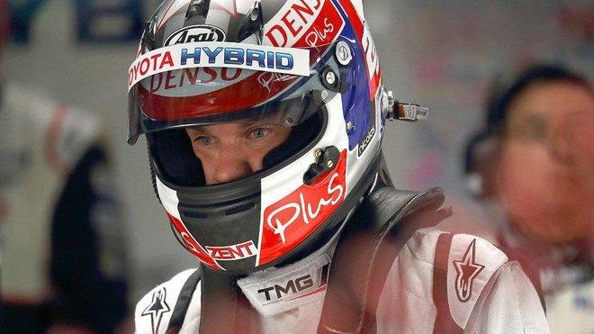 José María López, jezdec týmu Toyota GAZOO Racing