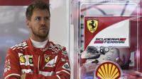 Sebastian Vettel po třetím tréninku neměl důvod se mračit