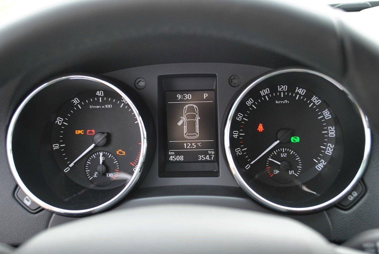 Škoda Yeti 1.4 TSI (110 kW) Laurin & Klement