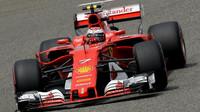 Ferrari začíná v Rusku nejrychleji: Räikkönen první těsně před Bottasem - anotační foto