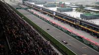 Startovní rošt v Číně