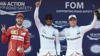 Tři nejlepší jezdci po kvalifikaci v Číně