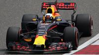 Daniel Ricciardo v kvalifikaci v Číně