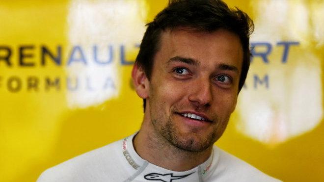 Palmer má zatím jednu jistotu - sezónu u Renaultu dokončí
