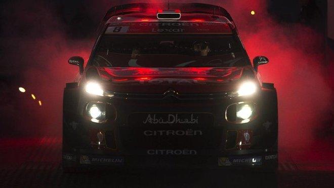Citroën mění pro Sardinii svoji sestavu