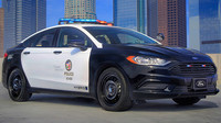Police Responder Hybrid Sedan