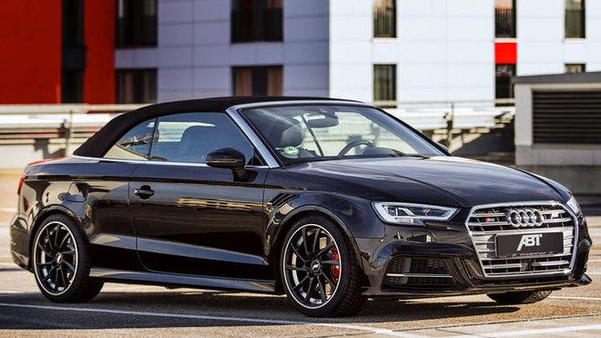 Audi S3 Cabrio ABT