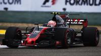 Kevin Magnussen s Haasem v GP Číny