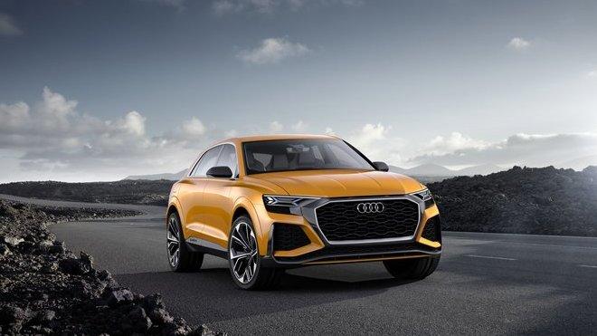 Nové SUV Audi