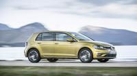 Volkswagen Golf je dlouhodobě nejprodávanějším modelem značky VW v ČR