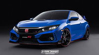 Honda Civic Type R Coupe X