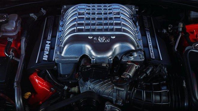 Ilustrační foto Dodge Challenger SRT Demon