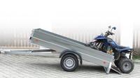 Valník je nejprodávanějším typem vozíku v ČR