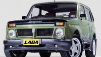 Lada už koncem 90. let přišla s luxusnější verzí Nivy, Lada 4x4 Swagman.