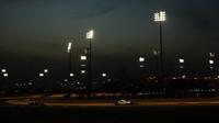 Večerní trénink v Bahrajnu