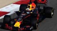 Daniel Ricciaro při tréninku v Bahrajnu