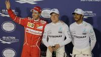 Jezdil dnes Mercedes naplno, nebo ne? Hamilton a Vettel se opět nemohou shodnout - anotační foto