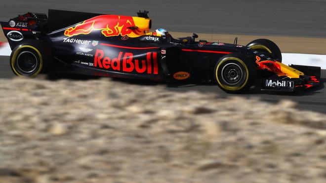 Ricciardo netuší, proč se Red Bull v Bahrajnu o tolik zlepšil - anotační obrázek