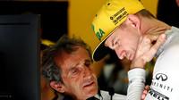 Nico Hülkenberg a Prost v Bahrajnu