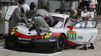 Porsche 911RSR posádky Richard Lietz, Frédéric Makowiecki